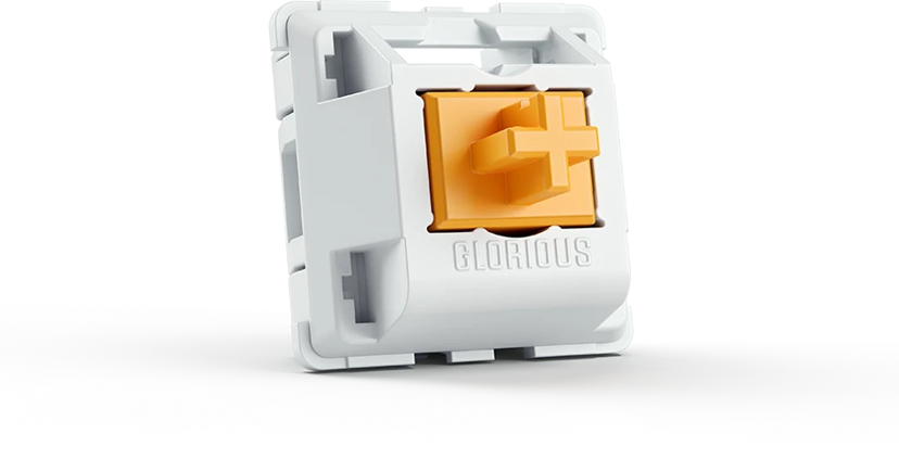 Glorious PC Gaming Race Panda Switches 36-pack