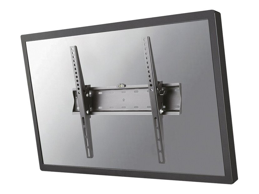 "Newstar Väggstativ W350 Skärm Tiltbar 32-55"" 40kg Svart"