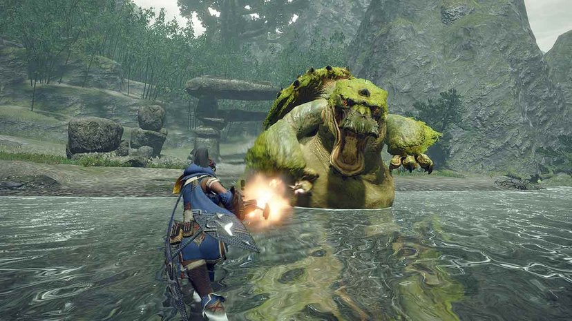 Capcom Monster Hunter Rise - Nsw