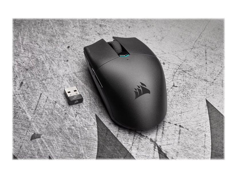 Corsair Gaming KATAR PRO XT Svart Mus Kabelansluten 18,000dpi