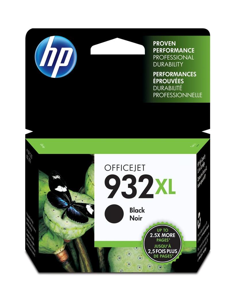 HP Blæk Sort 932XL - OfficeJet 6700