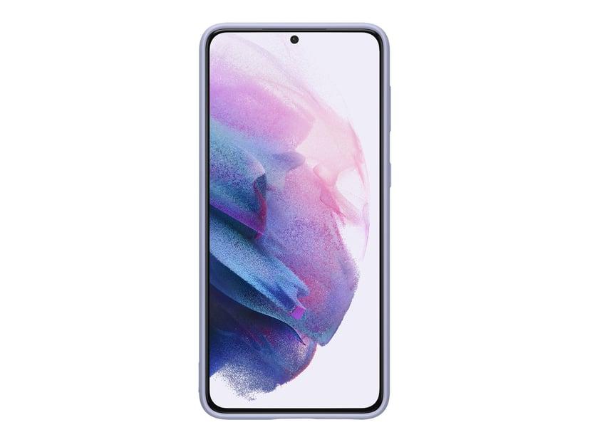 Samsung Silicone Cover EF-PG996 Violett Samsung Galaxy S21+