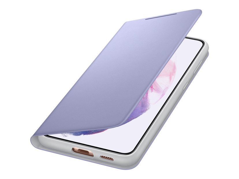 Samsung Smart LED View Cover EF-NG996 Samsung Galaxy S21+ Violett