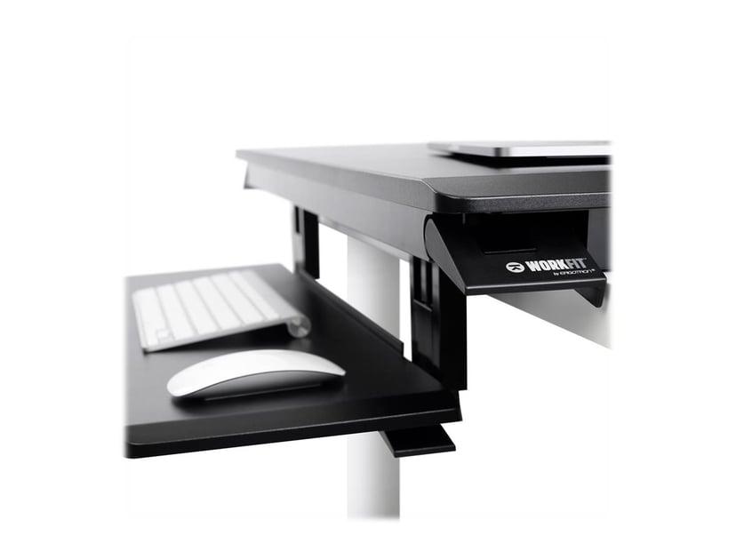 Ergotron WorkFit-TX With Dropdown Keyboard Tray Black