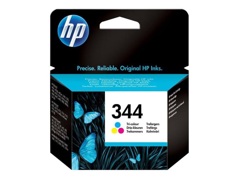 HP Blæk Farve No.344
