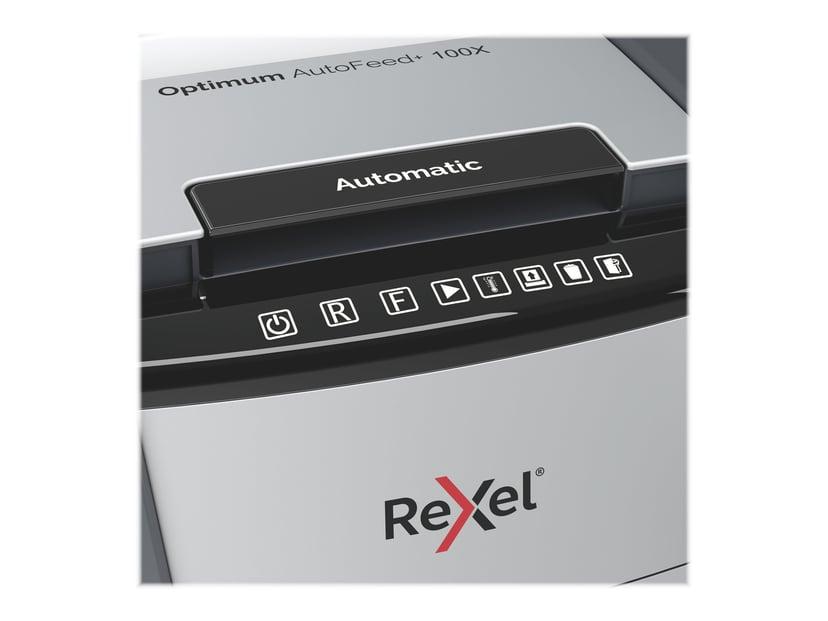 Rexel Optimum AutoFeed+ 100X P-4