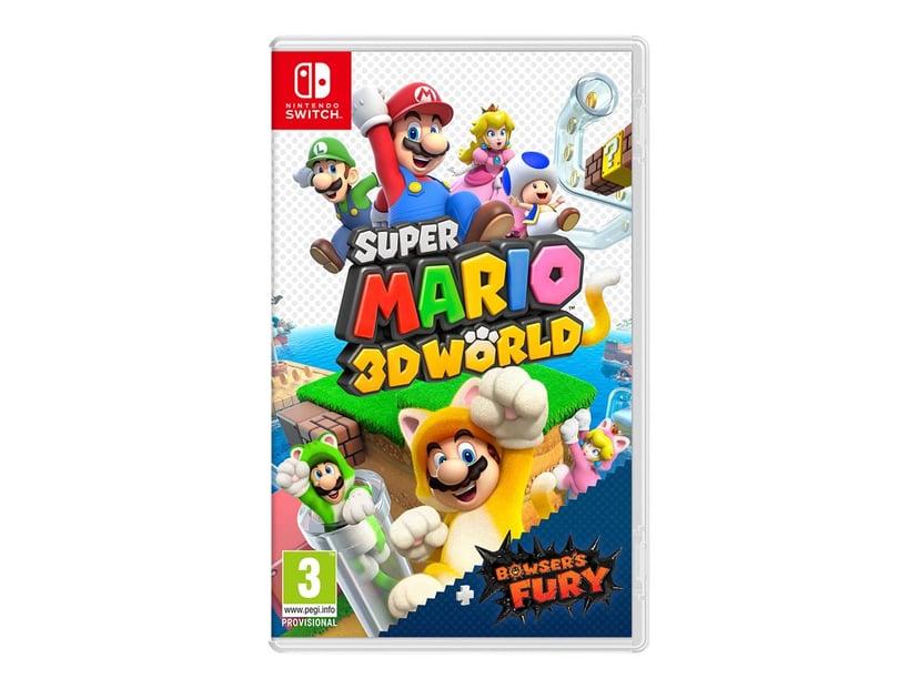 Nintendo Super Mario 3D World + Bowser's Fury - Switch Nintendo Switch