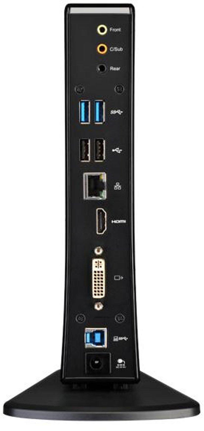 Toshiba Dynadock U3 Portreplikator USB 3.0