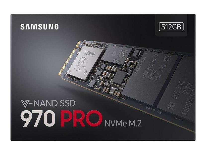 Samsung 970 Pro 512GB M.2 2280