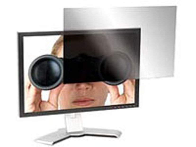 """Targus Privacy Screen 19"""" widescreen (16:10) näytön tietoturvasuoja 19"""" 16:10"""