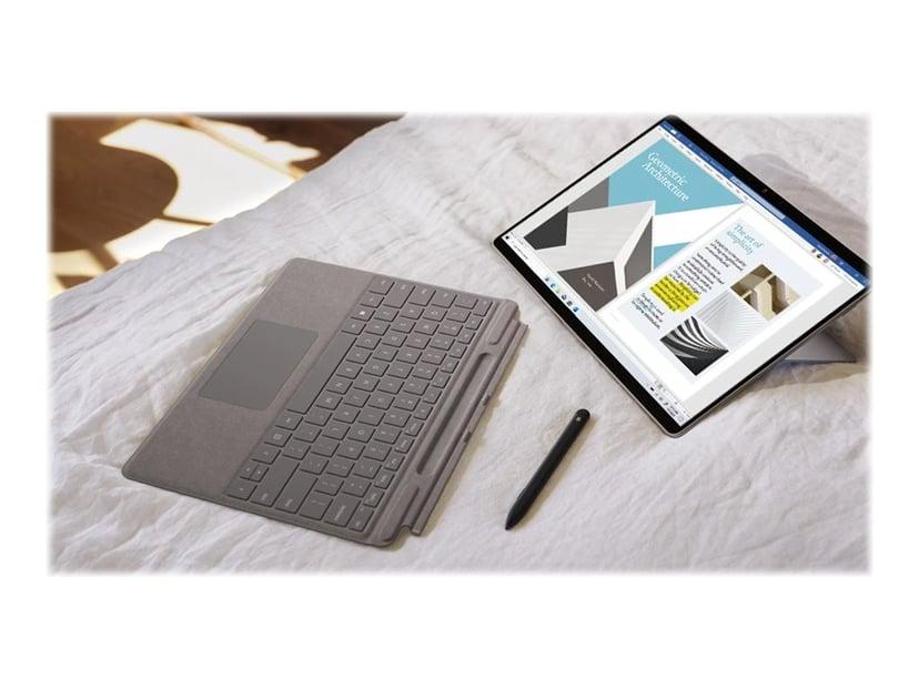 """Microsoft Surface Pro X för företag 13"""" SQ1 8GB 128GB Mattsvart"""