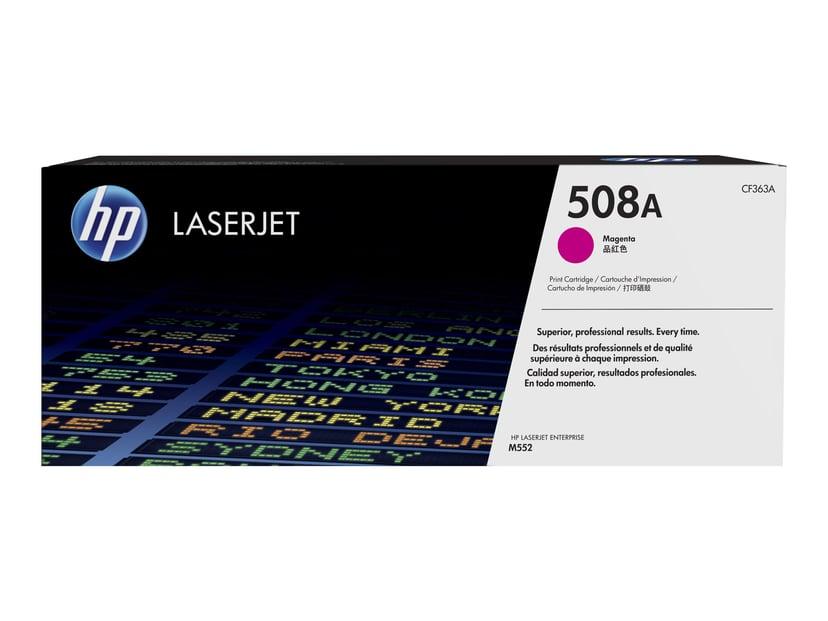 HP Toner Magenta 508A 5K - CF363A #KÖP