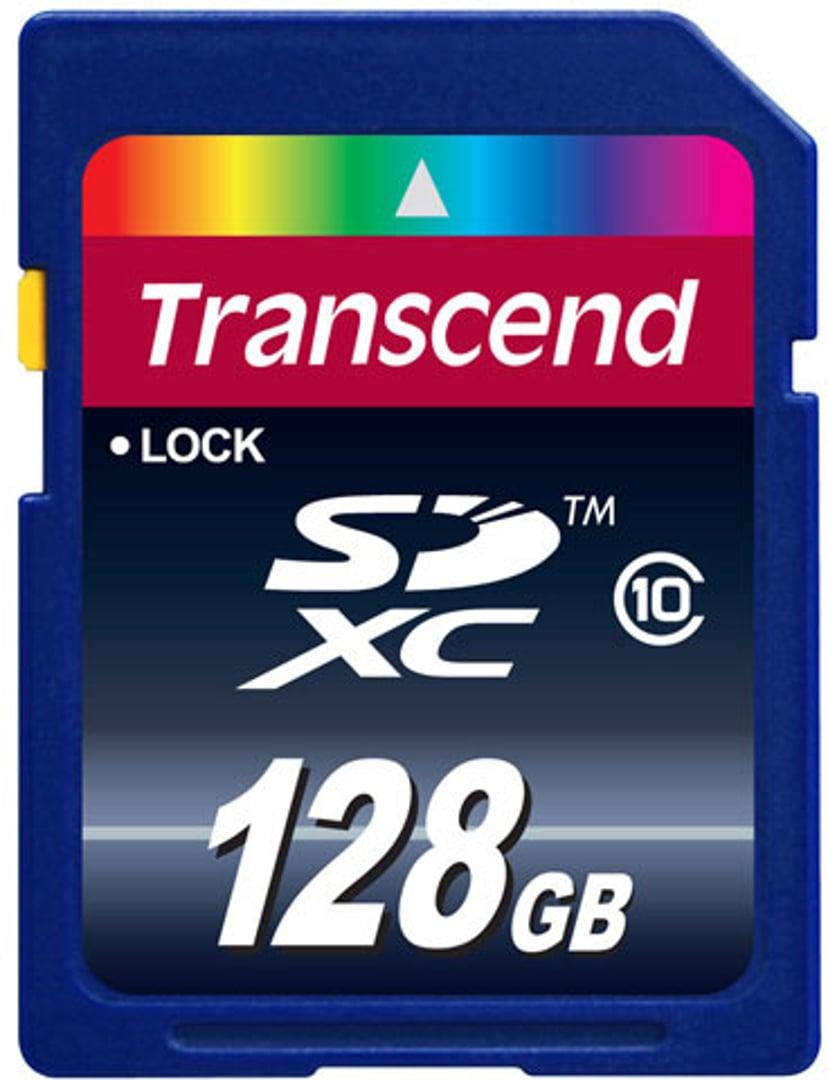 Transcend Premium 128GB SDXC Memory Card