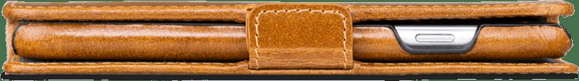 dbramante1928 Lynge Flipfutteral for Mobiltelefon Gyllenbrun iPhone 6/6s, iPhone 7, iPhone 8, iPhone SE (2020)