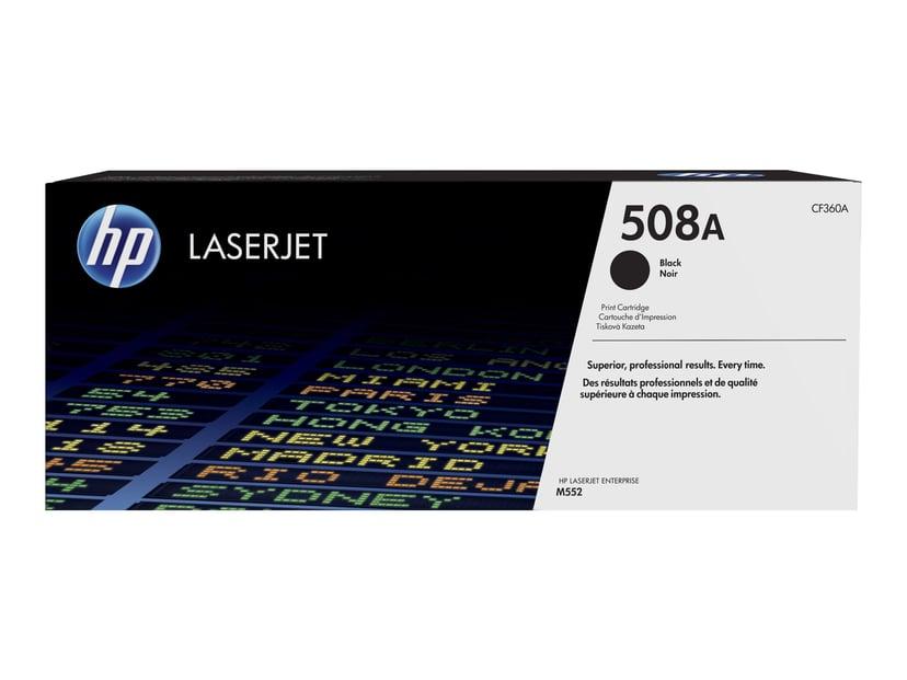 HP Toner Svart 508A 6K - CF360A #KÖP