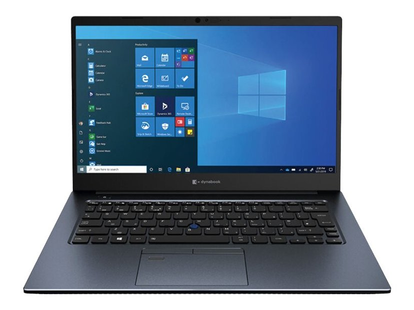 "Toshiba dynabook Dynabook Portégé X40-J-119 Core i5 8GB 256GB SSD 14"""
