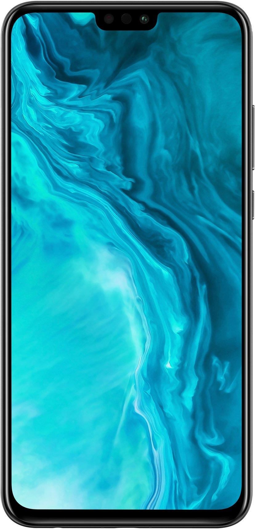 Honor 9X Lite 128GB Dobbelt-SIM Midnatts sort