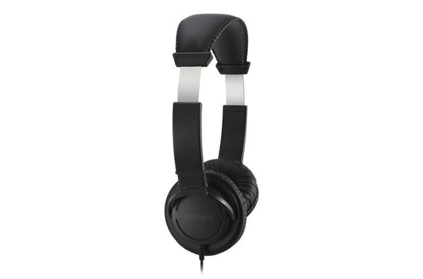 Kensington USB-C Hi-Fi Headphones with Mic Svart