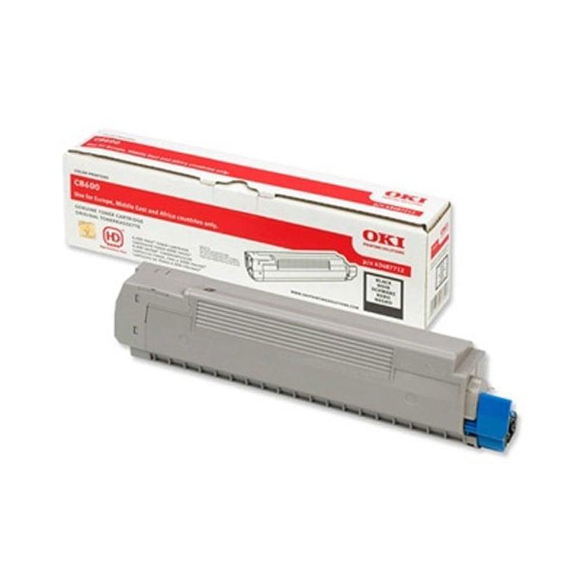 OKI Toner Svart 1.5k - MB441/MB451/B401