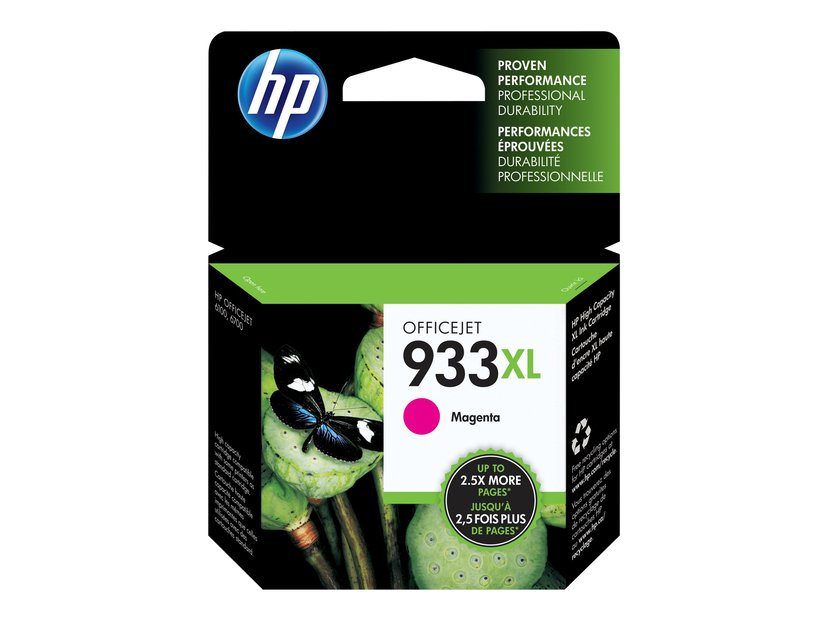 HP Bläck Magenta 933XL - OfficeJet 6100/6600/6700 Premium