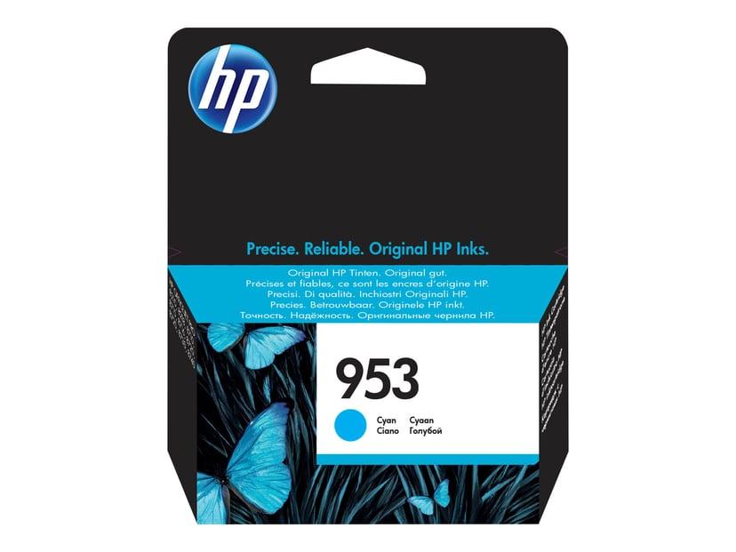 HP Blekk Cyan 953 - OfficeJet Pro 8710/8720/8730/8740