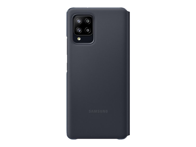 Samsung A42 Smart S View Cover Black Svart