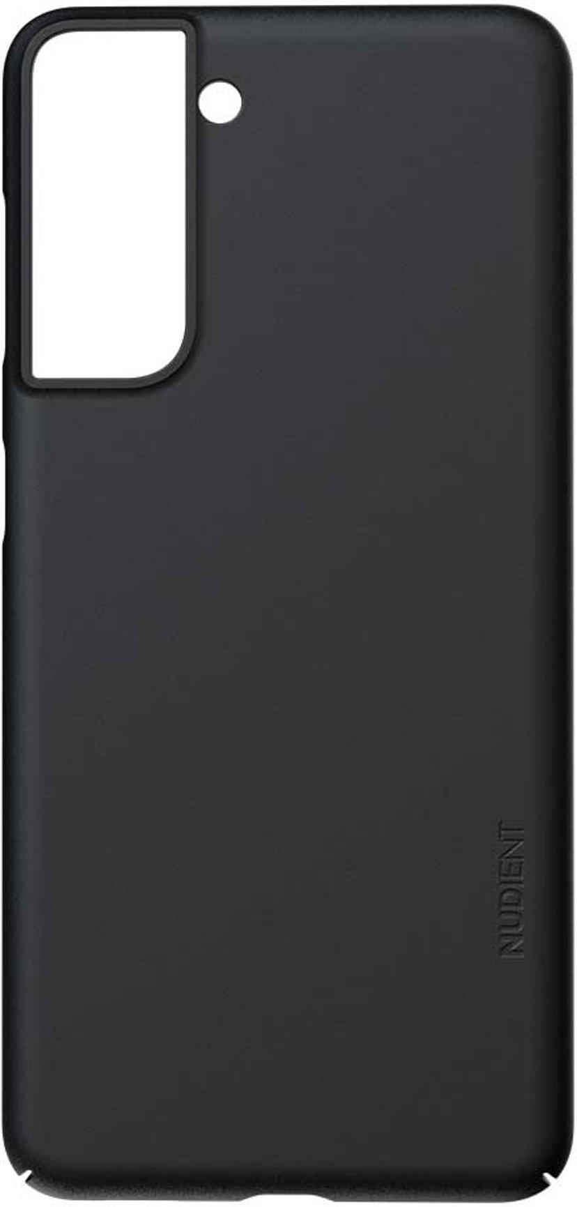 Nudient Thin Precise Case V3 Samsung Galaxy S21 Svart