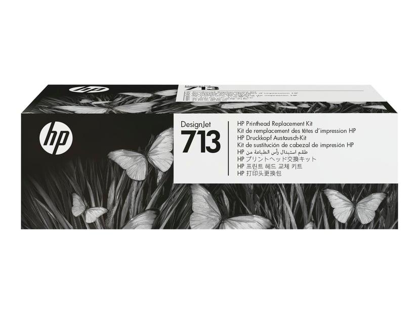 HP Skriverhode Kit 713 (BK/C/M/Y)