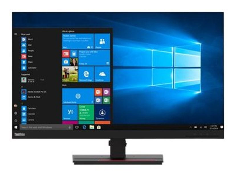 "Lenovo ThinkVision T27h-20 #demo 27"" 2560 x 1440 16:9"