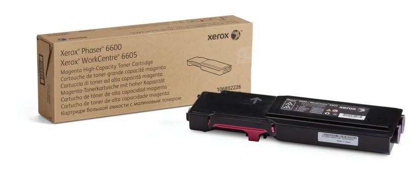 Xerox Toner Svart 8k - Phaser 6600//WC6605