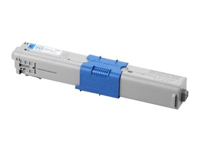OKI Toner Cyan 1.5k - C301/C321/MC332