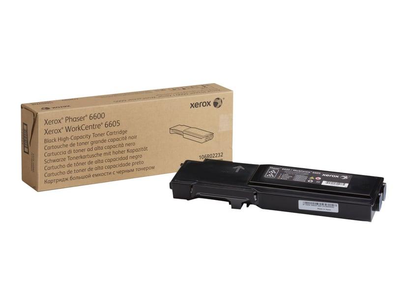 Xerox Toner Sort 8k - Phaser 6600//WC6605