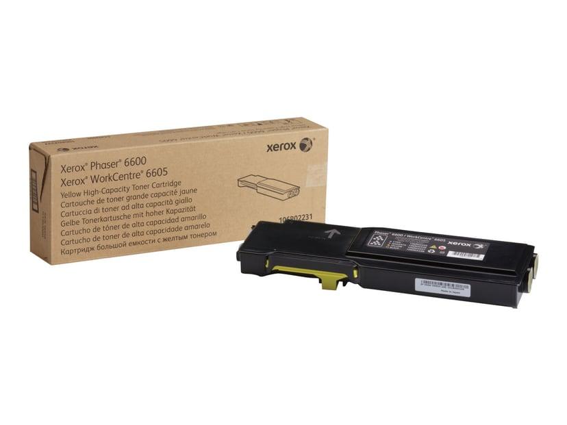 Xerox Toner Gul 6k - Phaser 6600//Wc6605