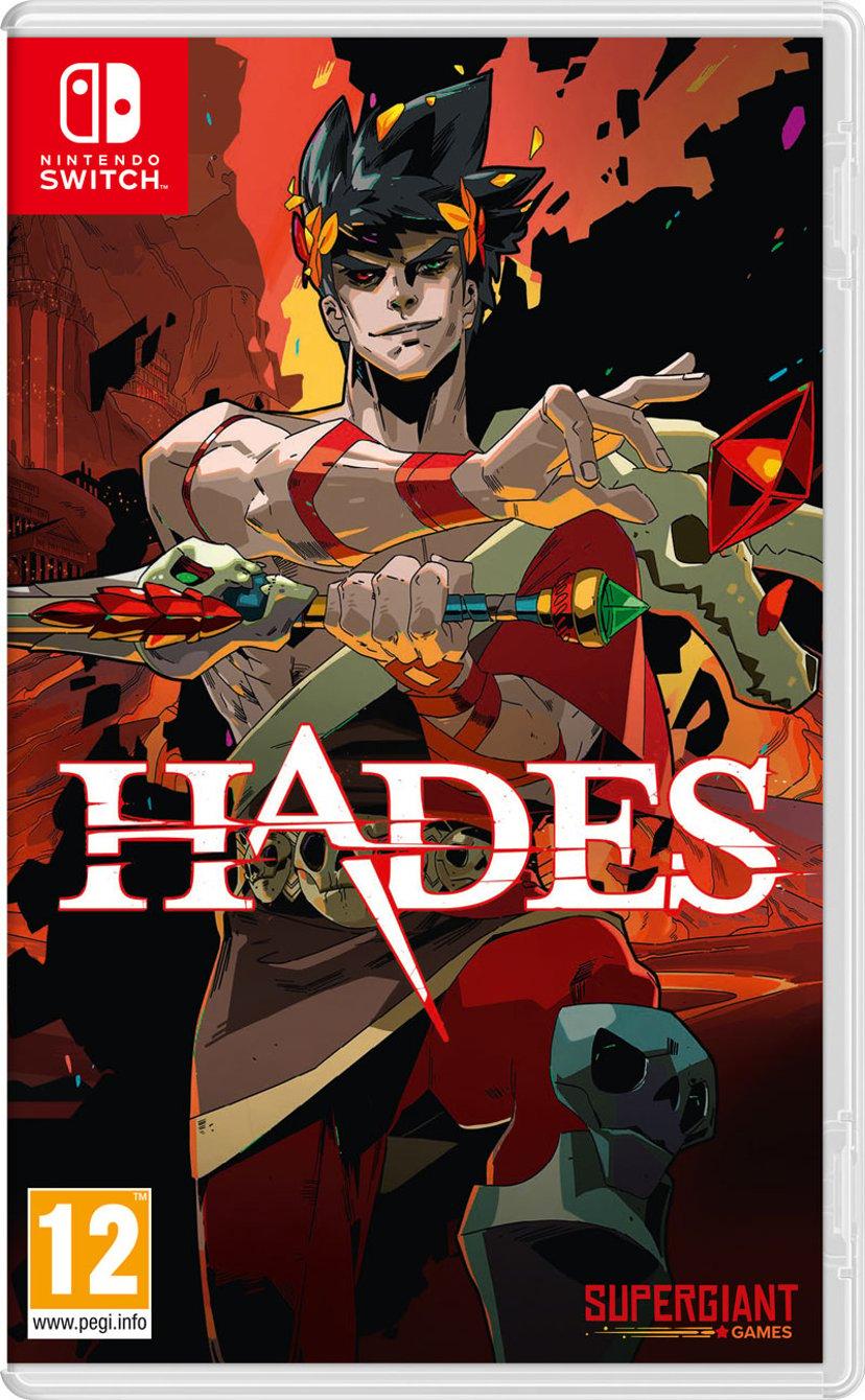 Nintendo Hades Collector's Edition - Nsw
