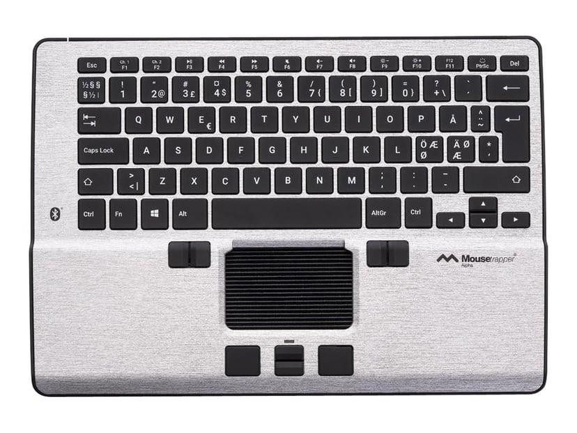 Mousetrapper Alpha +Laptop Stand Kit Pohjoismaat