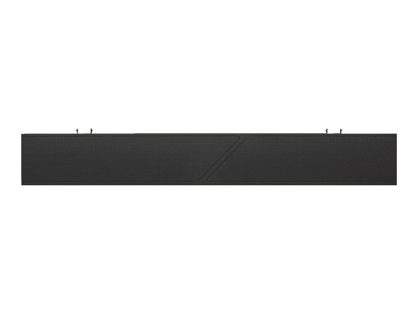 Corsair K57 RGB Kabelansluten, Trådlös Tangentbord Nordisk Svart