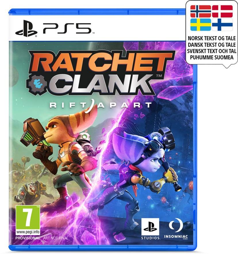 Sony Ratchet & Clank: A Rift Apart