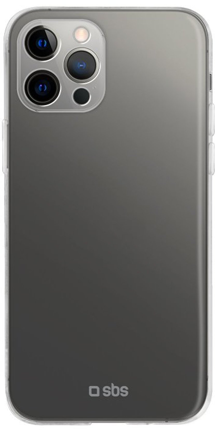 sbs Skinny Cover iPhone 12 Pro Max Transparent
