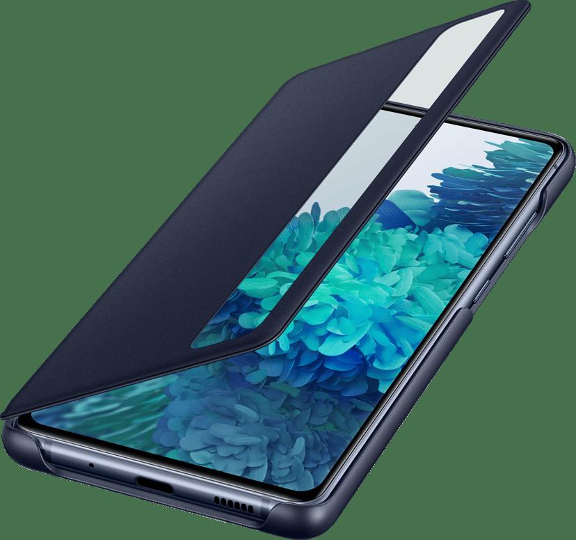 Samsung Smart Clear View Cover Samsung Galaxy S20 FE Marin