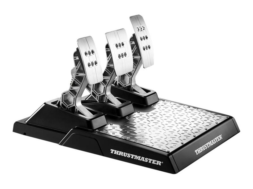 Thrustmaster ThrustMaster T-LCM Silver, Svart