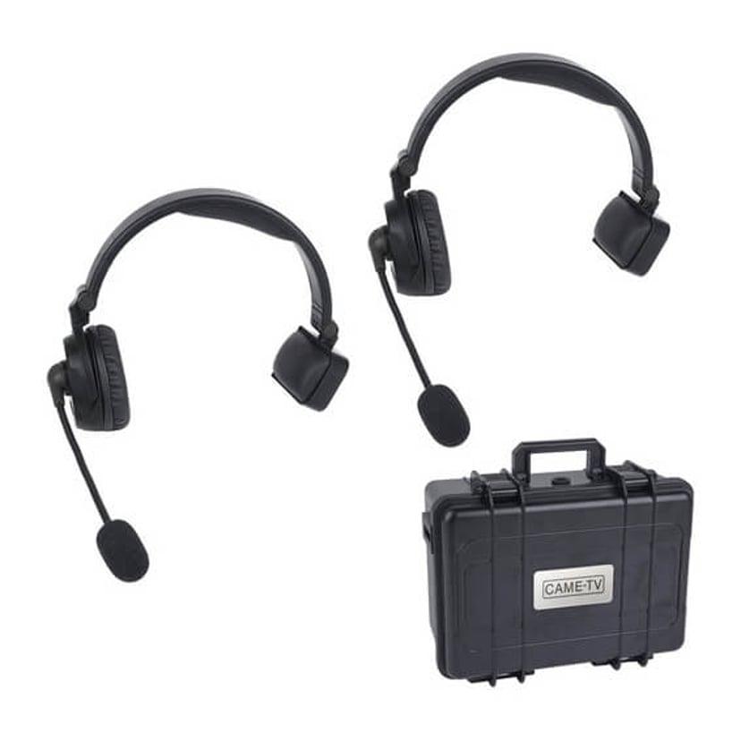 Came-Tv Trådløst headset fra Waero med 2 enheder