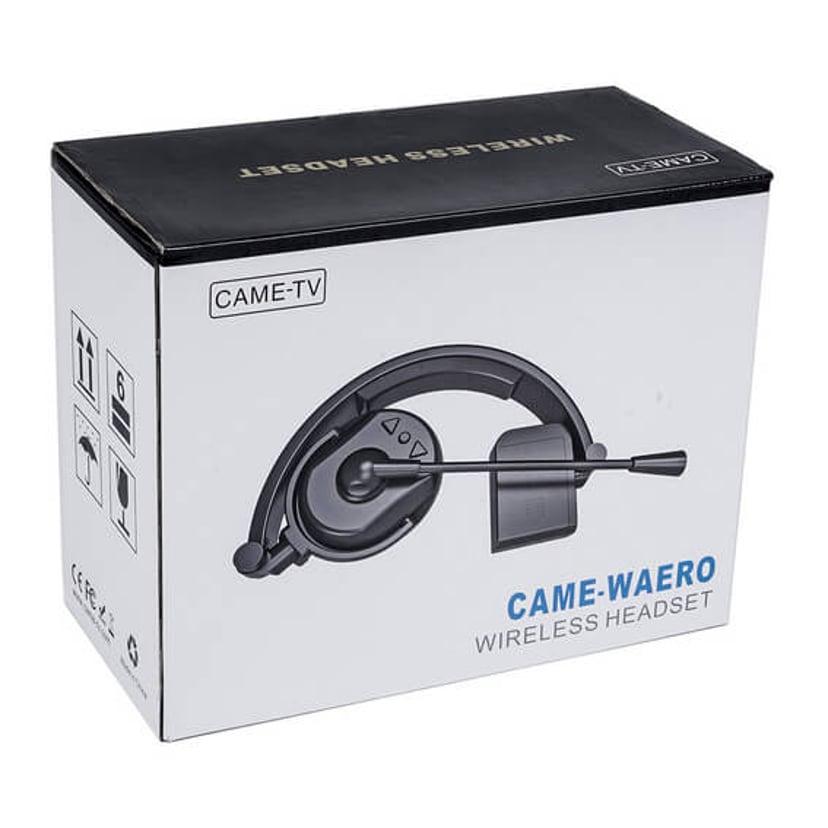 Came-Tv Trådløst headset fra Waero med 4 enheder
