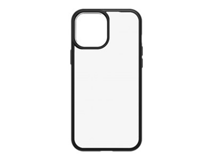 Otterbox OtterBox React Series iPhone 12 Pro Max Svart kristall