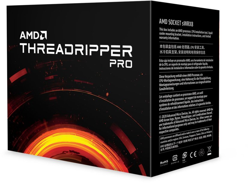 AMD Ryzen ThreadRipper 3995X PRO sWRX8 Processor