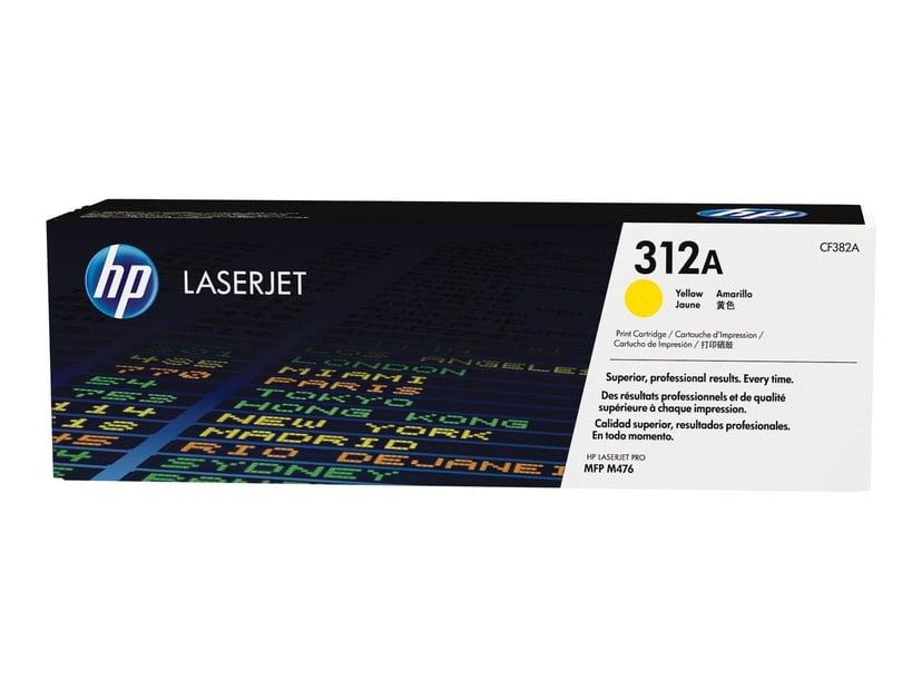 HP Toner Gul 312A 2.7K - CF382A #KÖP