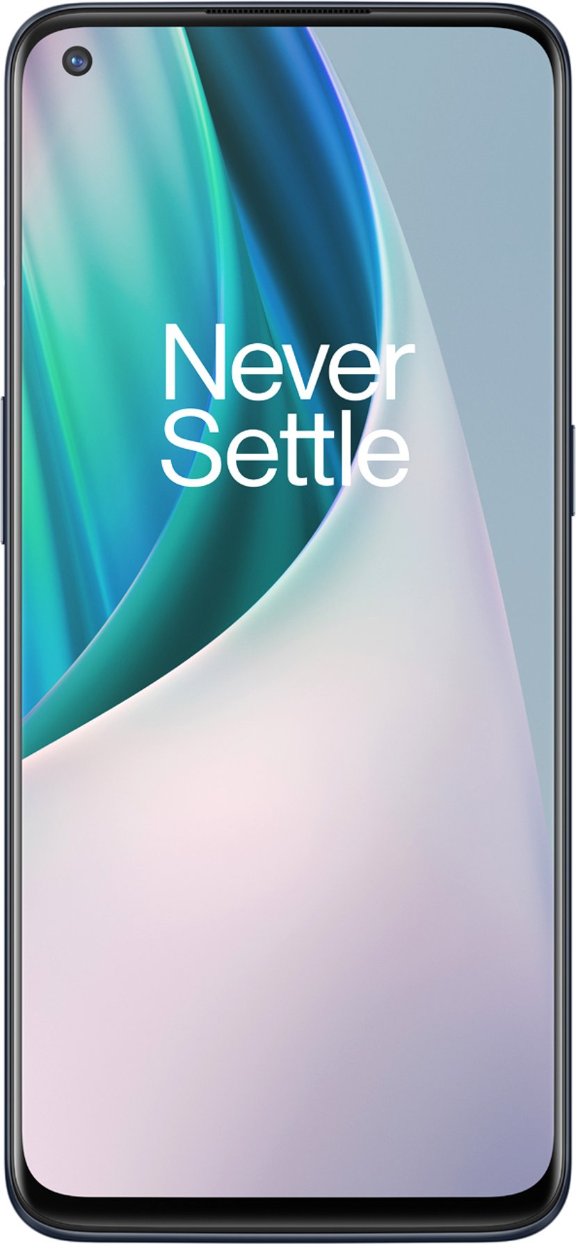 OnePlus Nord N10 5G + Bullets Wireless Z 128GB Dual-SIM Midnatsis