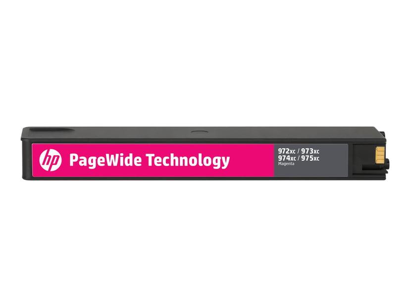 HP Bläck Magenta No.973X 7K - PageWide