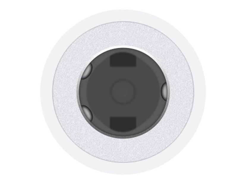 Apple Lightning to 3.5 mm Headphone Jack Adapter