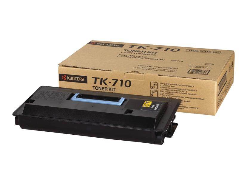 Kyocera Toner Sort 20k TK-710