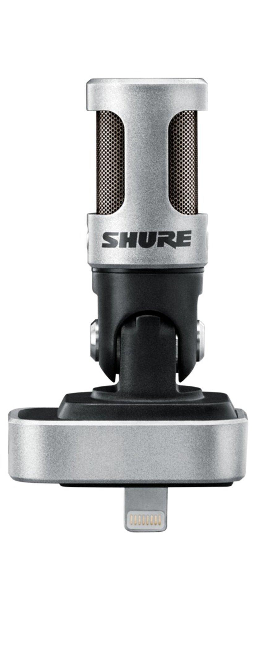 Shure MV88-A iOS Mic